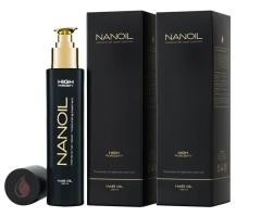 Öle für Haarpflege Nanoil