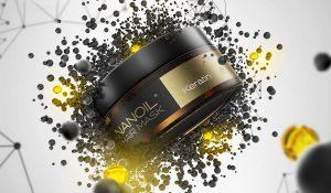 Nanoil Haarmaske mit Keratin – beste Wahl für Haare